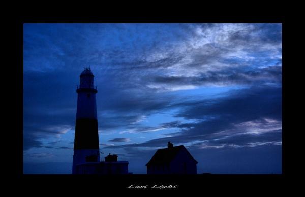 Last light by ketch