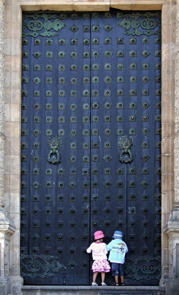 knockin\' on heaven\'s door by JJSmythe