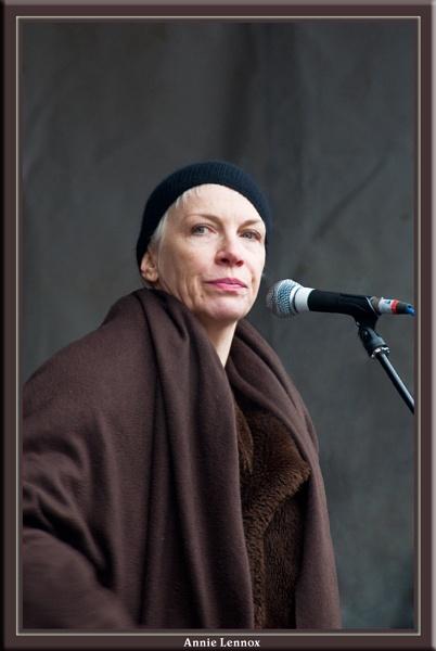 Annie Lennox by Delg999