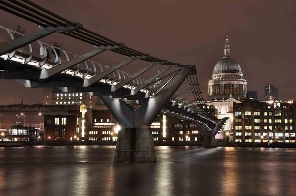 St Pauls London by dickbulch