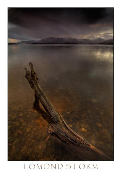 Lomond Storm by allan_j