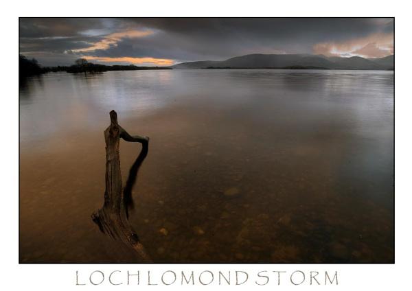 Loch lomond storm by allan_j