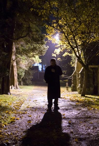 Following My Shadow by Boyoclark