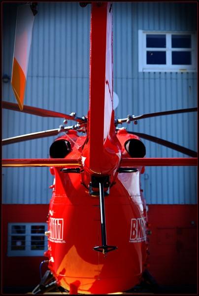 Kawazaki helicopter by palmypom
