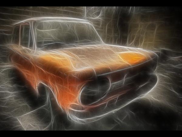 Dreamcar ? by PeterK001