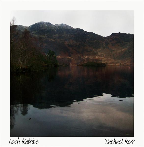 The Hills of Loch Katrine by rachaelk