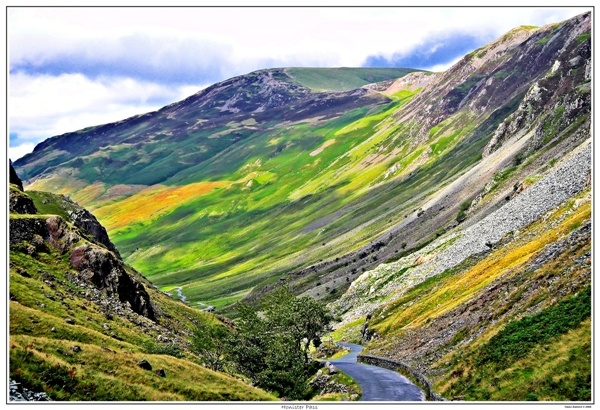 Honister Pass by owenzammit