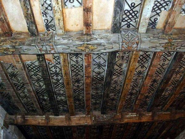 ornate ceiling by sanjan
