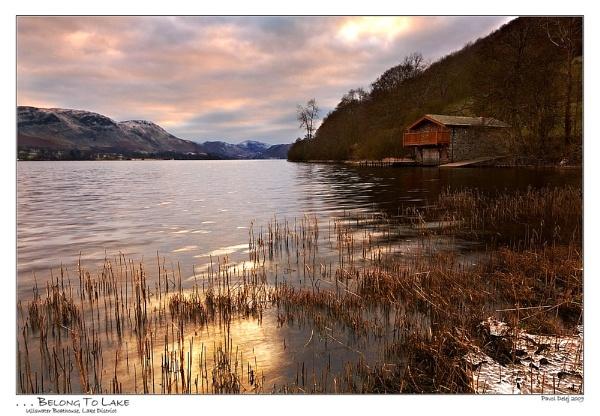 Belong To Lake by d3looo