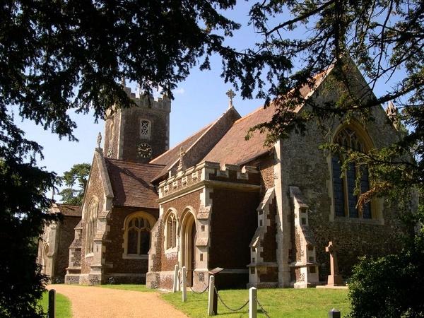 Sandringham Church by dorset_mum