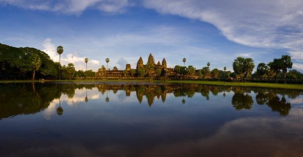 Angkor Wat by Keelo