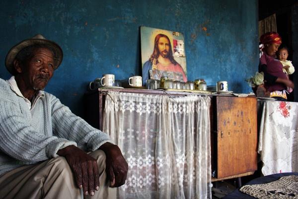 Uncle Piet by sugarbird