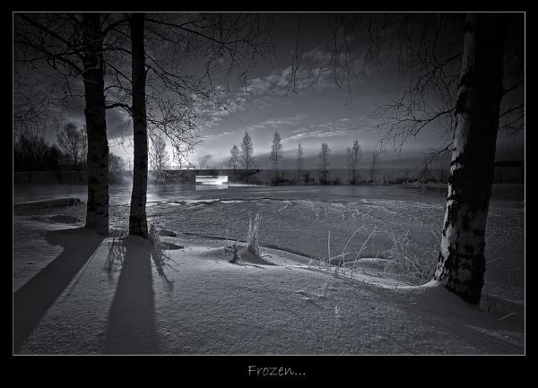 FROZEN... by Jou©o