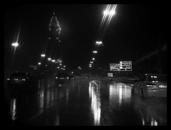 Dubai Rain by clevercloggs