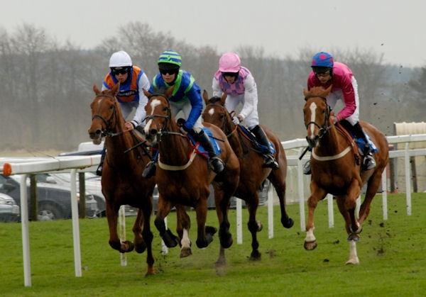Horse Race by sebroadbent