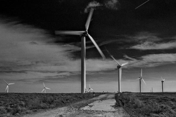 Windfarm by DavidGresham