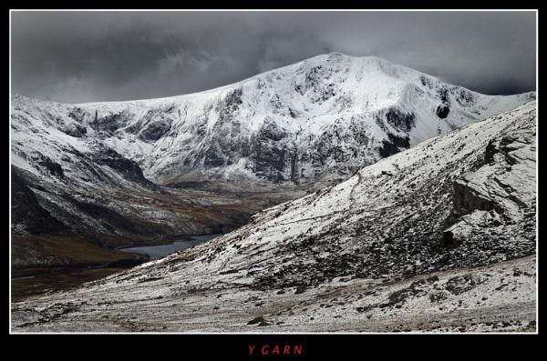 Y Garn  Snowdonia by Dotrob