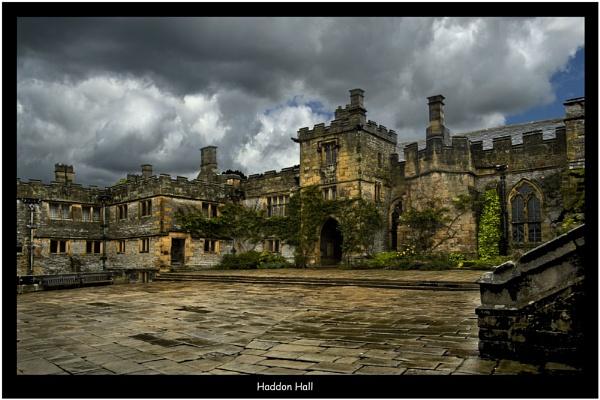 Haddon hall by DavePrince