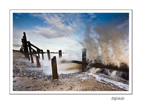 Splash by Chriscj