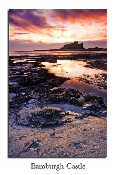 Bamburgh Castle by Adobecs