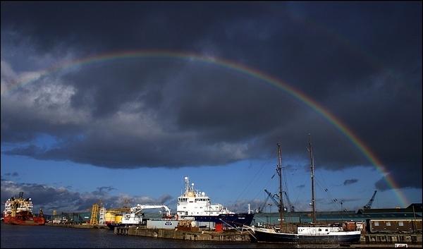 Rainbow Days by icemanonline