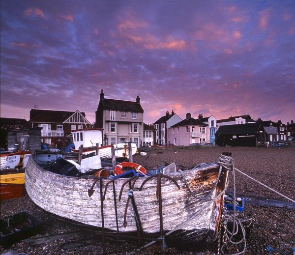Aldeburgh by rogerwd