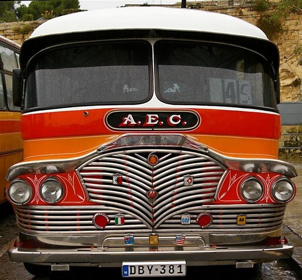 Magic Bus by Cabit