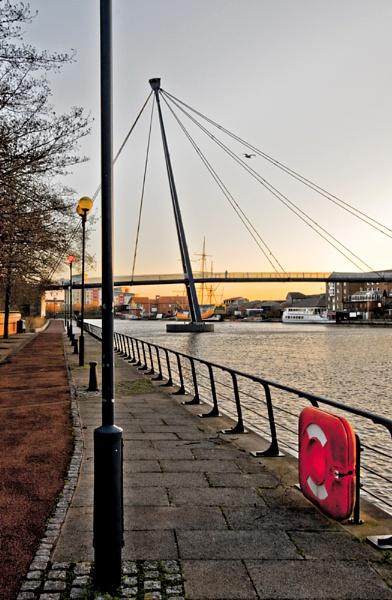 Stockton Quay Side by steve_r