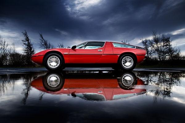 Maserati Classic - Bora by AmbientLife