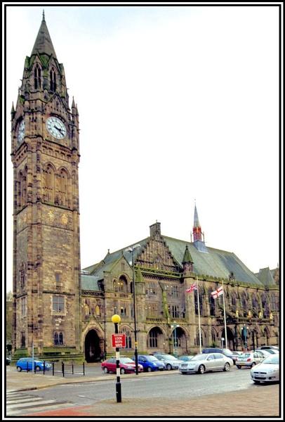 Rochdale Town Hall by Stuart463