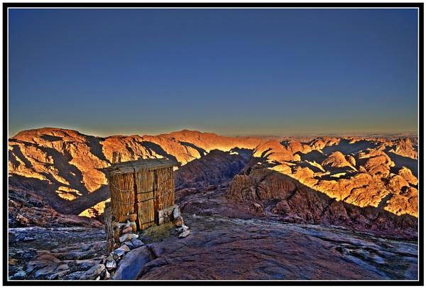 Sinai Mountains by jacekb