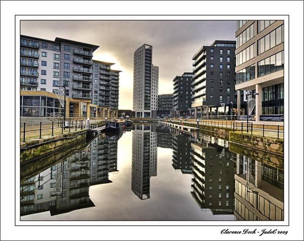 Clarence Dock, Leeds by JudeC