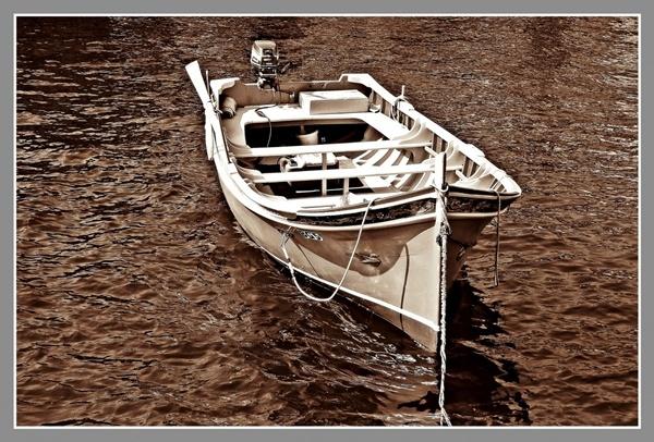 Maltese boat by owenzammit