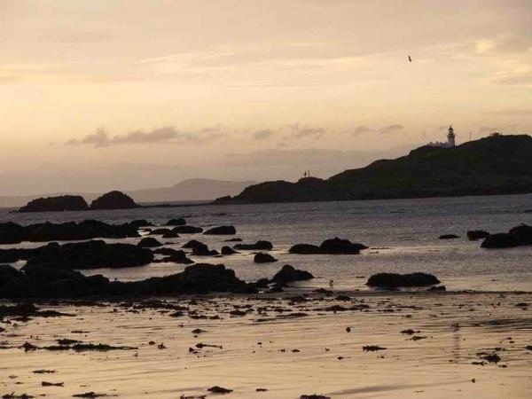 Another of Fidra Island by sanjan