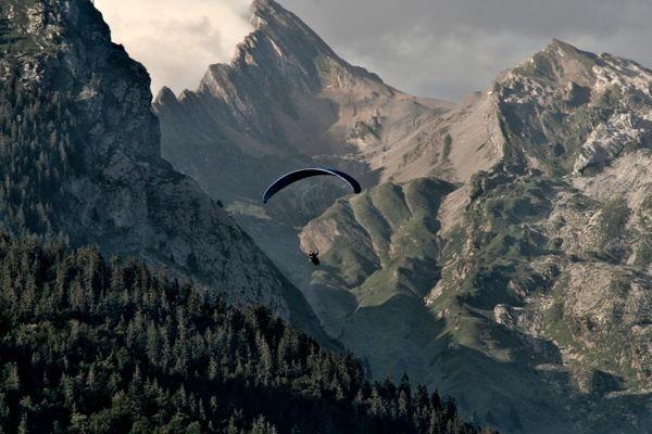 Paragliding by BangBang