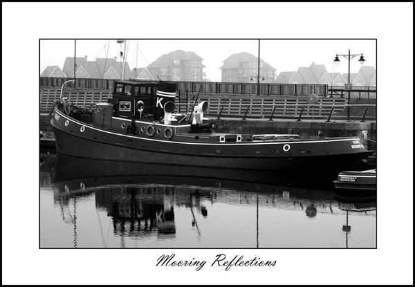Mooring Reflections by andihun65