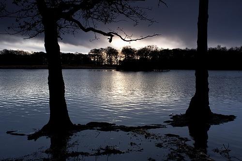Framed Sunrise by MrGilder