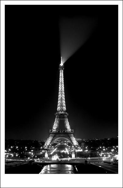 Paris @ night by paulblignaut