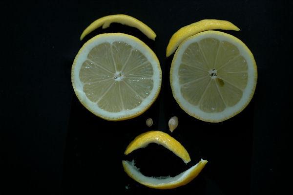 Lemon Face by sebroadbent