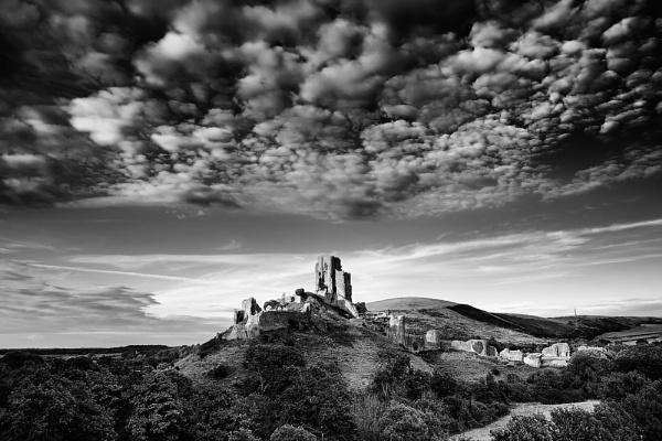 Majestic Corfe... by chris-p
