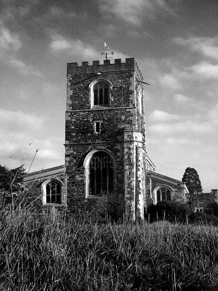 Old church by wheeldon