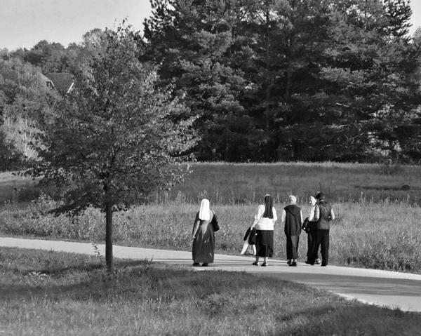 nuns by simbo76