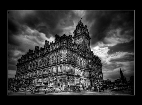 Balmoral Hotel, Edinburgh by Moey