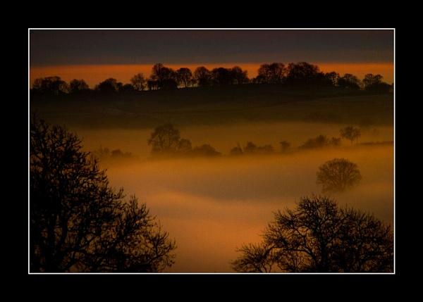 Misty Sundown by bobalot