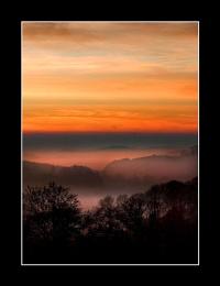 Misty Sundown 2