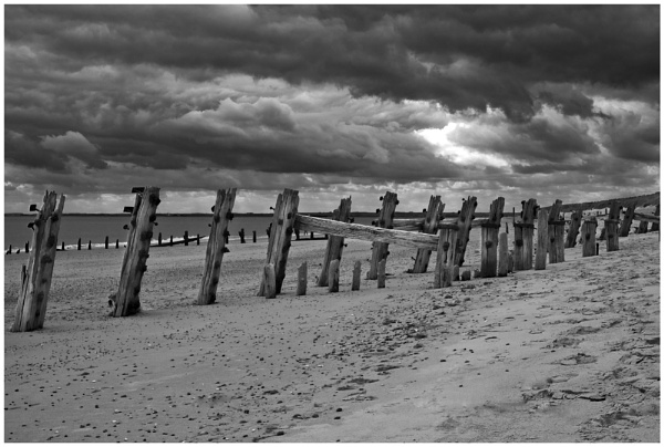 Stormy Spurn by Bellie