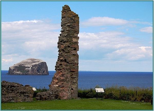 Bass Rock Scotland by icemanonline