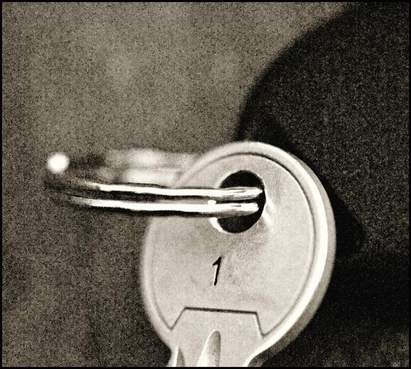 One key! by sparklep