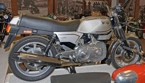 Norton Wankel by spikemoz