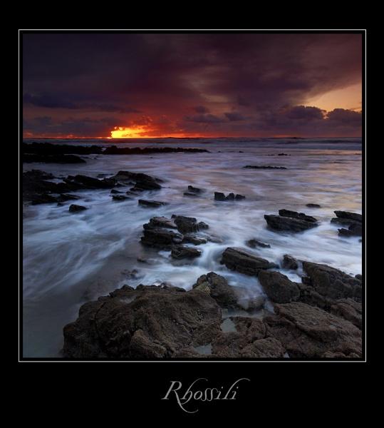 Rhossili by vulkan